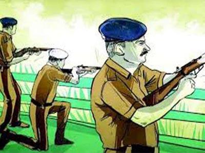 मुठभेड के मामलों में 'अव्वल रही है मथुरा पुलिस'