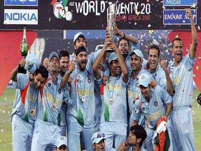 टी-20 विश्वकप: जब पाकिस्तान को हराकर भारत बना था वर्ल्ड चैंपियन